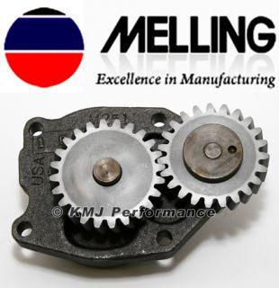 Melling M251 Oil Pump Dodge RAM Cummins Diesel 2500 3500 5 9L OHV Turbo Charged