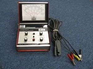 Snap on MT460 Expanding Scale Tachometer Dwell Meter