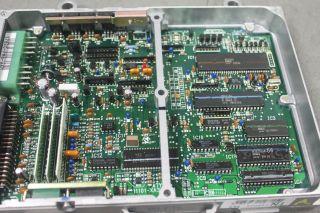90 91 Honda Civic Wagovan RTI 4WD at ECU ECM Engine Computer 37820 PM6 A60 A