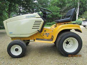 Cub Cadet 1541 Tractor Lawn Garden Hydrostatic Trans Kohler Engine