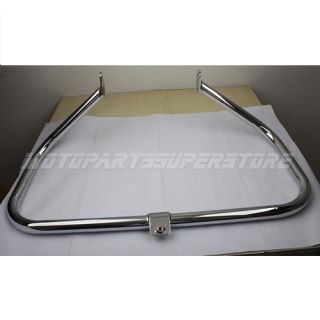 Motorcycle Engine Guard Highway Crash Bar 97 08 Harley Touring Electra Glide