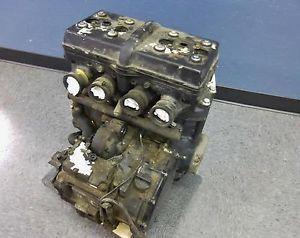 89 Kawasaki Ninja ZX750F 750 ZX7 Engine Motor Transmission
