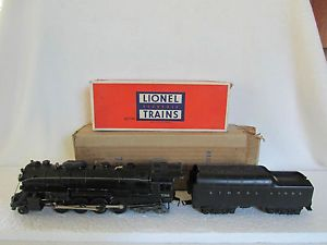 Lionel O Scale 736 Berkshire 2 8 4 Locomotive 2671WX 12 Wheel Tender w Boxes