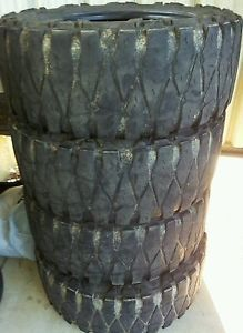 4 35x12 50R20 Nitto Mud Grappler Tires 35x12 50x20 M T 35 inch Toyo Kumho 325 20