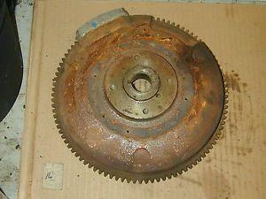 Kohler Command Pro 27HP CV740 Twin Cylinder Engine Flywheel