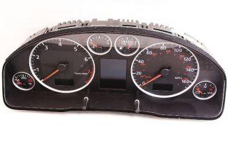 Gauge Cluster Audi A6 C5 Allroad Instrument Speedometer 136K Genuine OE
