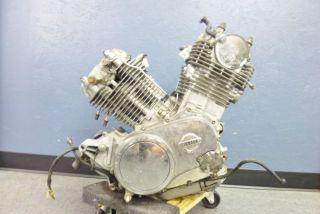 84 Yamaha Virago 750 XV 750 Engine Motor Transmission