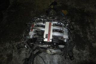 JDM Nissan 300zx VG30DETT Twin Turbo Engine 5SPEED Transmission Z32 VG30 1990 95