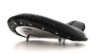 Bobber Custom Solo Motorcycle Alligator Seat Leather La Rosa Fit Harley Davidson