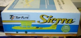 Top Flite Sierra 40 Trainer Gold Edition Remote Control Airplane Factory New