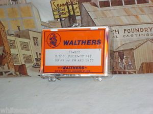 Walthers F7 or F9 A B Diesel Engine Details Kit HO Scale Train New