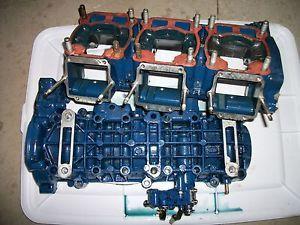 Freshwater 1996 Polaris SL780 PWC Engine Motor Cases Block Bottom End