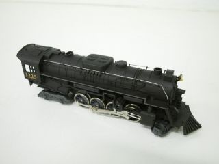 Lionel 2 8 4 Berkshire Steam Locomotive from 6 31960 Train Set Polar O Gauge