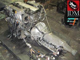 97 00 Toyota soarer JZZ30 vvti Turbo Engine Automatic Trans ECU JDM 1jzgte 1JZ