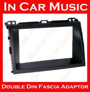 Toyota Landcruiser J120 Prado Double DIN Facia Plate