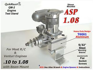 RC Engines Test Stand New for Most 10 to 1 08 Eng Airplane Helicopter Car