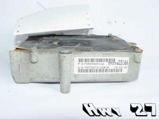 2001 PT Cruiser Transmission Computer P05034031AA 05034031AA 5034031AA