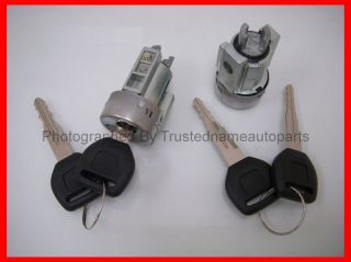 Ignition Key Lock Cylinder