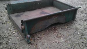 47 48 49 50 51 52 53 Chevy GMC Pickup Truck Bed Box and Rear Fenders