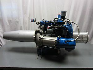 "Boeing Gas Turbine Jet Engine Turbojet ""0"" Time Since Rebuild"