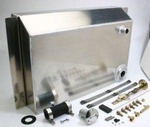 63 64 65 66 Chevy GMC C10 Truck Aluminum Bed Fill Gas Fuel Tank