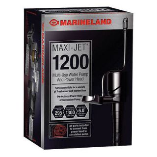 Marineland Maxijet 1200 Max Jet Pro Power Head