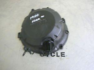 2009 2011 Yamaha FZ6R Clutch Cover Plate Engine Motor Perfect 1486