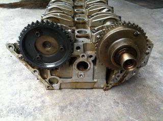 W124 Mercedes Benz E320 M104 Engine Top End Cam Shaft Valves