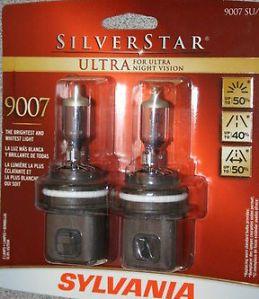 Sylvania Silverstar Ultra 9007