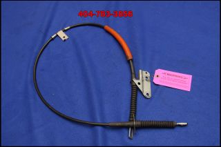 94 95 Ford Mustang 5 0 Automatic Transmission Shifter Cable Shift Aode