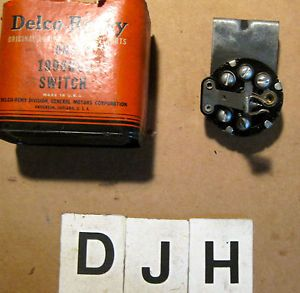 1937 38 39 40 International Truck Headlight Switch Part 1994011