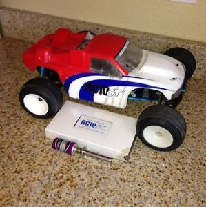 Team Associated RC 10 GT Nitro Gas Truck Traxxas Parts Pan Vintage Parma HPI
