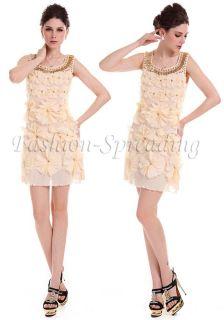 Women V neck Mini Dress