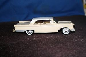 1959 Ford Fairlane 500 AMT Promo Friction Car for Parts or Restore