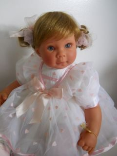 Used Lee Middleton Doll Young at Heart in Original Outfit