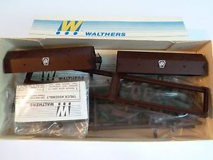 HO Scale Walthers Freight Car Kit 932 3855 Cushion Coil Car Pennsylvania PRR