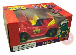 The Wiggles Big Red Car New in Box