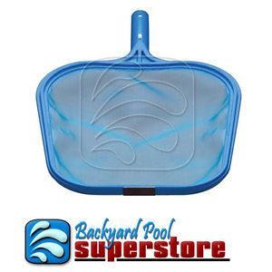 Swimming Pool Spa Hot Tub Pond Skimmer Leaf Net w Magnet