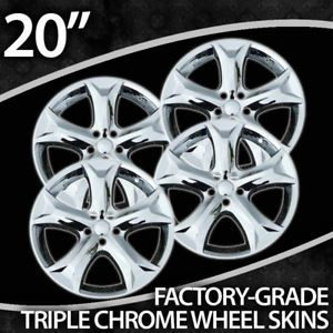 Toyota Venza 20 inch Chrome Wheel Covers 09 2012