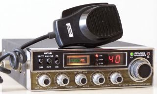 Hatadi Pearce Simpson Super Cheetah Am SSB CB Radio 40 Chan 27MHz Car 4WD Truck