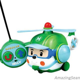 Robocar Poli Heli RC Car Korea Animation Korean Cartoon TV Character TO07