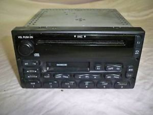 Ford Expedition Explorer Factory Radio CD Player