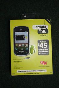 Straight Talk Smartphone Cell Phone Samsung Galaxy Centura