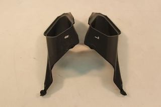 Ducati Panigale s 1199 2012 Left Right Fairing Seat Scoops