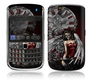 WL6 Blackberry Bold Decal Skin Sticker Cover Gothic Angel
