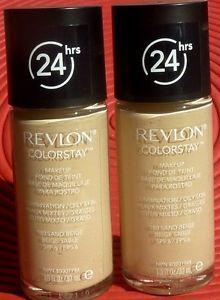 Revlon Colorstay Foundation Oily Skin