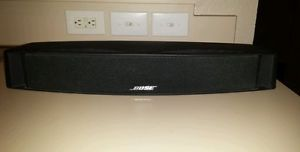 Bose VCS 10 Center Channel Speaker for Surround Sound Home Theater System 017817191586