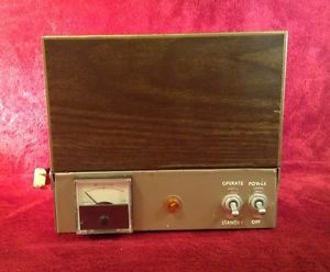 "Wawasee ""Black Cat"" Power Supply Model 150A Linear Amplifier Ham Radio CB Radio"