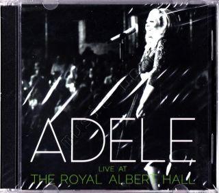 Adele Live at The Royal Albert Hall CD DVD New 2011 █■█ █ ▀█▀ ⓈⒺⒶⓁⒺⒹ