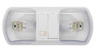AP Products 016 BL 3003 Brilliant Light Interior Dual Dome